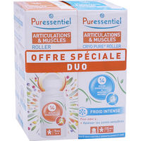 PURESSENTIEL Articulations & Muscles Roller 75ml + Cryopure 75ml