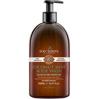 ECO BY SONYA Gel Douche Coconut & Mint Body Wash 500ml