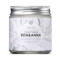 BEN & ANNA Dentifrice White 100ml