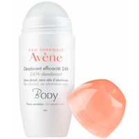AVENE Body Déodorant Efficacité 24h 50ml