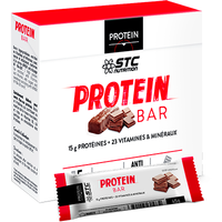 STC NUTRITION Protein Bar 5 barres