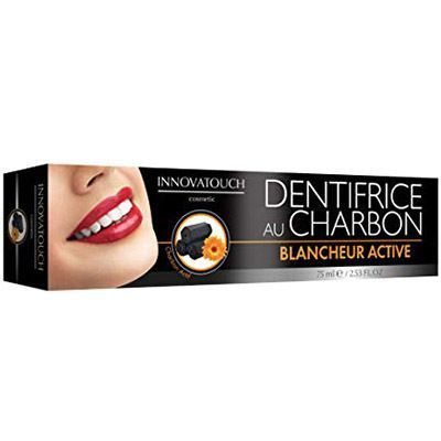 INNOVATOUCH Dentifrice au Charbon 75ml