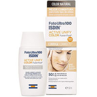 ISDIN FotoUltra 100 Active Unify Color SPF50+ 50ml