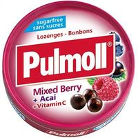 PULMOLL Mixed Berry Açai Vitamine C 45g