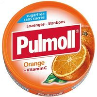 PULMOLL Orange Vitamine C 45g