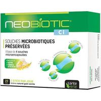 SANTE VERTE Neobiotic Ci 20 sticks