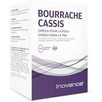 INOVANCE Bourrache Cassis 100 capsules