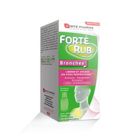 FORTE PHARMA Forté Rub Bronches 200ml