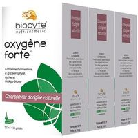 BIOCYTE Oxygène Forte Regard Lot 3x15 sticks