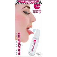 ERO BY HOT Oral Optimizer Blowjob Gel Fraise 50ml