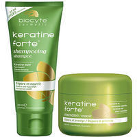 BIOCYTE Keratine Forte Trousse Shampooing 200ml + Masque 100ml
