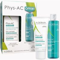 A-DERMA Phys-AC Global Soin Complet 40ml + Gel Moussant 100ml OFFERT