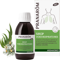 PRANAROM Aromaforce Sirop Voies Respiratoires Bio 150ml