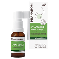 PRANAROM Aromaforce Spray Gorge Bio 15ml