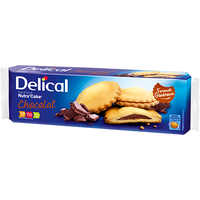 DELICAL Nutra'Cake Chocolat 3x3 biscuits