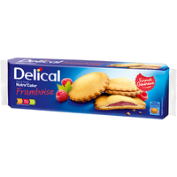DELICAL Nutra'Cake Framboise 3x3 biscuits
