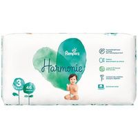 PAMPERS Harmonie Taille 3 (6-10kg) 46 couches