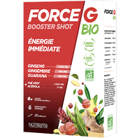 NUTRISANTE Force G Bio Booster Shot 20 ampoules