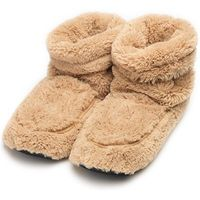 SOFRAMAR Warmies Boots Bouillottes Camel