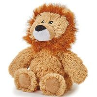 SOFRAMAR Bouillotte Warmies Peluche Junior Lion
