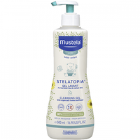 MUSTELA Stelatopia Gel Lavant 500ml