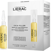 LIERAC Cica-Filler Sérum Anti-rides Réparateur 3x10ml