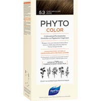 PHYTO PhytoColor 5.35 Châtain Clair Chocolat