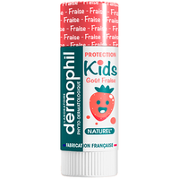 DERMOPHIL INDIEN Kids Stick Protection Lèvres Fraise 4g