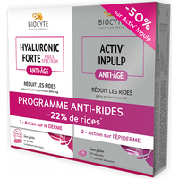 BIOCYTE Programme Anti-Rides Hyaluronic Forte Full Spectrum + Activ'Inpulp