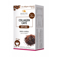 BIOCYTE Collagen Café Anti-Age 10 sticks