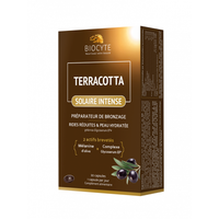 BIOCYTE Terracotta Solaire Intense 30 capsules