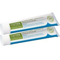 CATTIER Dentargile Propolis Bio Lot 2x75ml