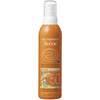 AVENE Spray Enfants SPF50+