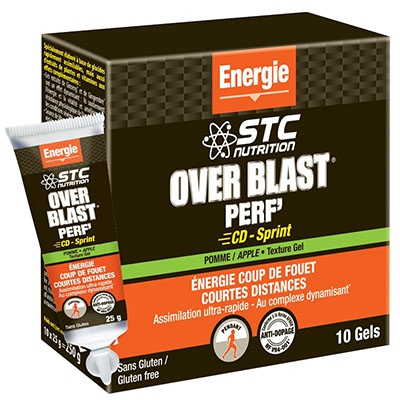 STC NUTRITION Over Blast Perf CD Sprint - Pomme