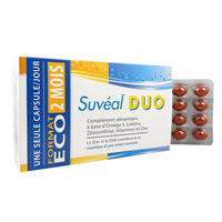 SUVEAL DUO - 60 capsules