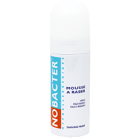 NOBACTER Mousse à Raser 150ml
