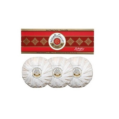 ROGER & GALLET Jean-Marie Farina 3 savons x 100g