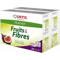 ORTIS Fruits & Fibres - Lot de 2