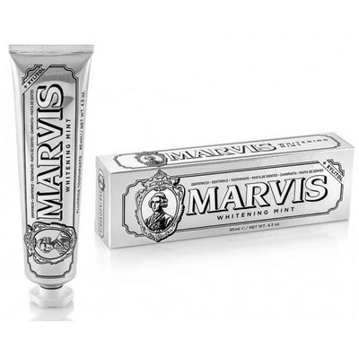 MARVIS Dentifrice Whitening Mint 85ml