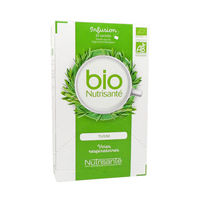 NUTRISANTE Infusion Bio Thym 20 sachets