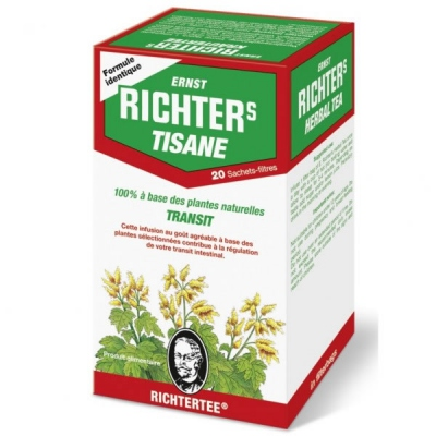 TISANE RICHTERS MINCEUR