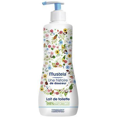 MUSTELA Lait de Toilette Collector 500ml
