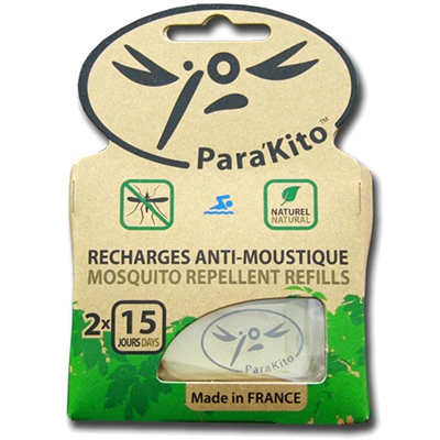 PLAQUETTES RECHARGES PARA'KITO