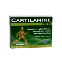 Cartilamine Phyto - 60 tablettes