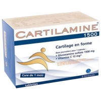 CARTILAMINE 1500 - 90 tablettes
