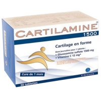 CARTILAMINE 1500 - 30 tablettes