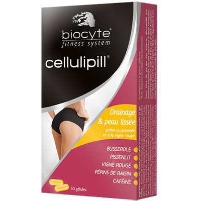 BIOCYTE Cellulipill - 60 gélules