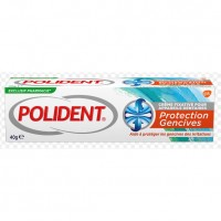 POLIDENT Protection Gencives Crème Fixative 40g