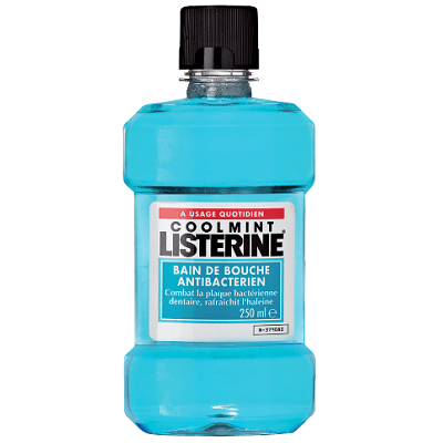 LISTERINE COOLMINT - 250ml