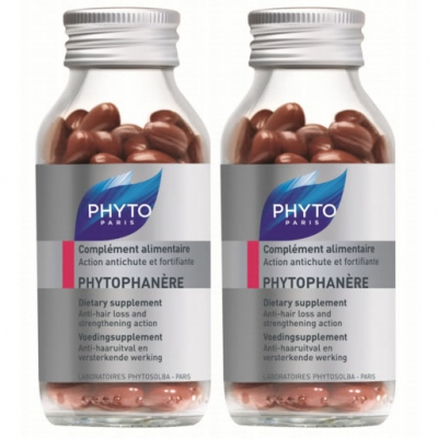 PHYTO Phytophanere - Lot de 2